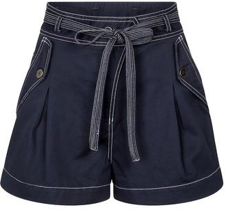 Ulla Johnson Oscar cotton shorts