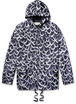 Marni - Printed Shell Hooded Jacket