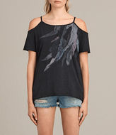 AllSaints Flight Tyra T-Shirt