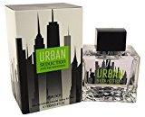 Antonio Banderas Urban Seduction In Black Men's Eau de Toilette Spray, 3.4 Ounce