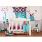One Grace Place Terrific Tie Dye Crib Bedding Set & Accessories