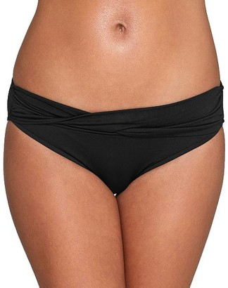 Seafolly Solid Twist Hipster Bikini Bottom