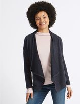Marks and Spencer Waterfall Cardigan