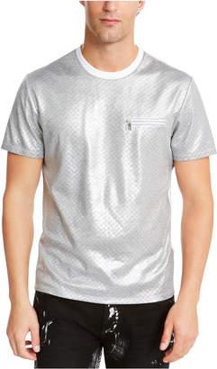 INC International Concepts Inc Men Wipers Metallic T-Shirt
