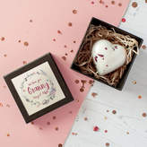 The Little Picture Company Personalised 'Love You Mummy' Bath Bomb In Gift Box