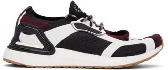 adidas by Stella McCartney Black Ultraboost Sandal Sneakers