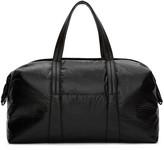 Maison Margiela Black Nylon Duffle Bag