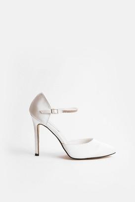 Coast Diamante Strap Court Shoe