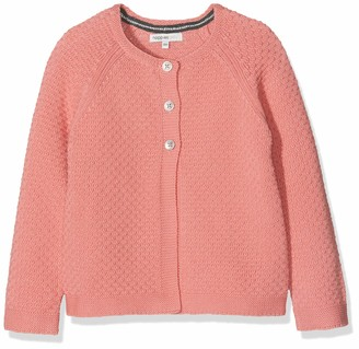 Noppies Baby Girls' G Cardigan Ls Canby