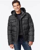Tommy Hilfiger Men's Big & Tall Hooded Puffer Jacket
