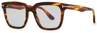 Tom Ford Marco wayfarer-style sunglasses