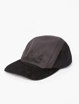Y-3 Black Run Peaked Cap