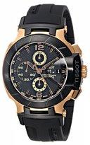 Tissot Men's T0484272705701 T-Race Automatic Chronograph Watch