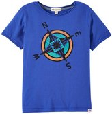 Appaman Cardinal Points Tee (Toddler/Kid) - Surf The Web - 3T