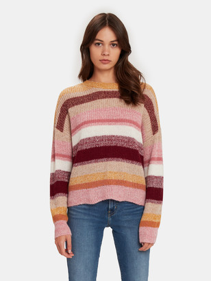 Sanctuary Blur the Lines Stripe Sweater