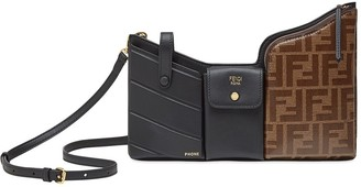 Fendi multi pockets belt bag