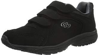 Nordic Bruetting Unisex Adults' Hiker V Ankle Boots, Black (Schwarz/Grau Schwarz/Grau)