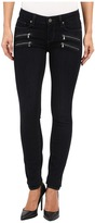 Paige Edgemont Ultra Skinny in Eris No Whiskers