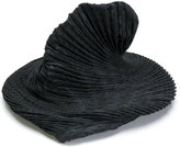 Issey Miyake pleated hat