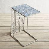 Pier 1 Imports Coastal Mosaic C-Table