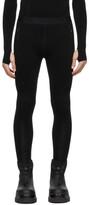 Moncler Genius 6 1017 ALYX 9SM Black Logo Lounge Pants
