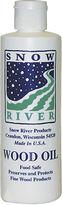 Snow River 8-oz. Wood Oil
