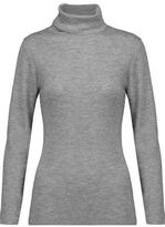 Zimmermann Wool And Cashmere-Blend Turtleneck Sweater