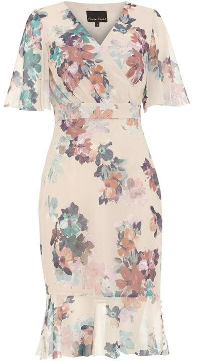 Phase Eight Keely Printed Dress