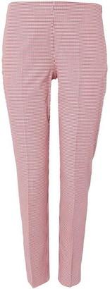Iblues Baco printed side zip trouser