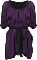 Palmdove reversible mini dress
