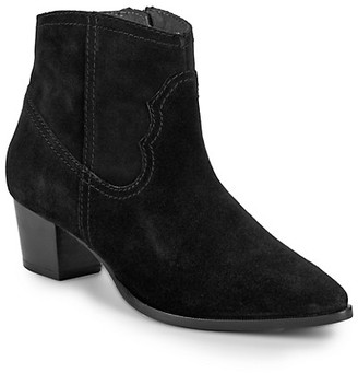 Seychelles Humanity Suede Ankle Boots