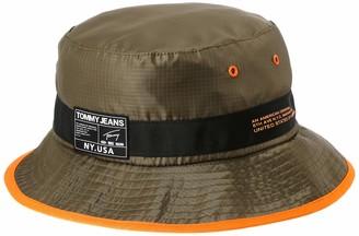 Tommy Hilfiger Men's TJM Urban TECH Bucket HAT Bomber