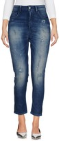 Manila Grace Denim pants - Item 42632033