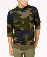 American Rag Men's Washed Camo Hoodie, Created for Macy's
