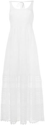 No.21 Sleeveless Macrame Lace Dress