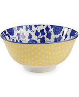 "Certified International Chelsea Collection Porcelain 6"" Poppy Bowl"