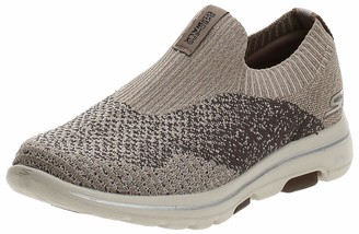 Skechers Mens Gowalk 5 Merrit - Stretch Fit Knit Slip On Performance Walking Shoe