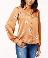 Astr Madison Floral-Print Blouse