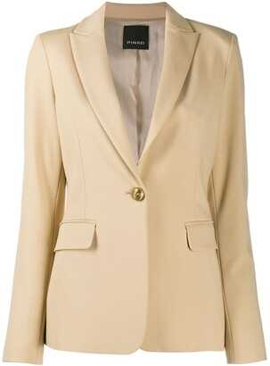 Pinko Classic Tailored Blazer