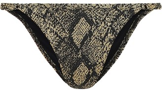 Solid & Striped The Lulu bikini bottoms