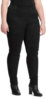 Chaps Plus Slim Fit Ponte Pants