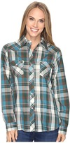 Roper 0682 Sand and Sea Plaid