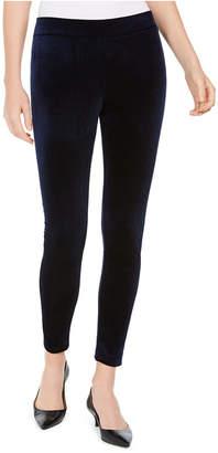 JM Collection Velvet Leggings