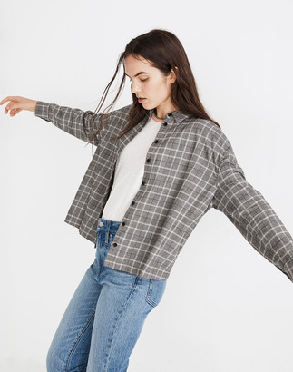 Madewell Plaid Westlake Shirt