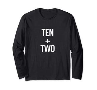 Cotton Jam Ten + Two Long Sleeve T-Shirt