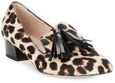 Kate Spade Malia Animal-Printed Loafers