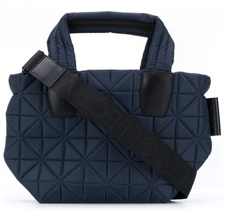 VeeCollective Medium Quilted Tote