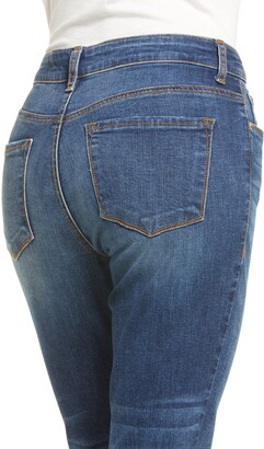 STS Blue Ellie Distressed High Waist Ankle Skinny Jeans