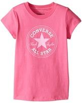 Converse Short Sleeve All Star Tee (Toddler/Little Kids)