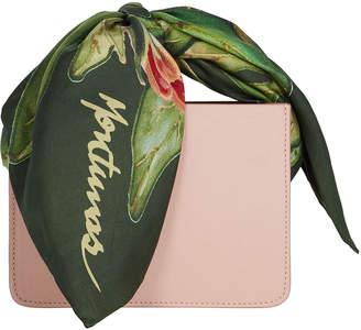 Montunas Mini Guaria Silk Scarf Handle Bag